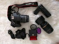 Фотоаппарат Canon 650 kit