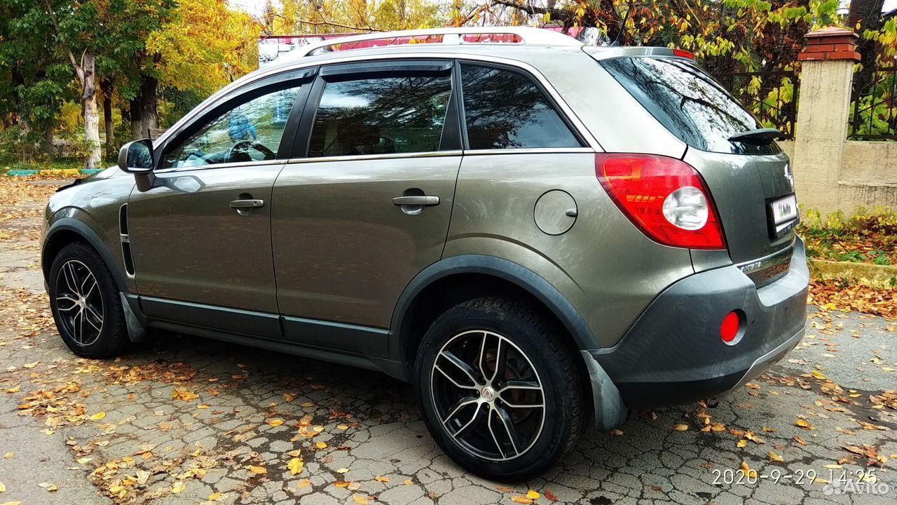 Opel Antara, 2007  89617258214 купить 4
