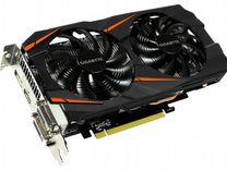 Игровая видеокарта Nvidia GeForce GTX 1060