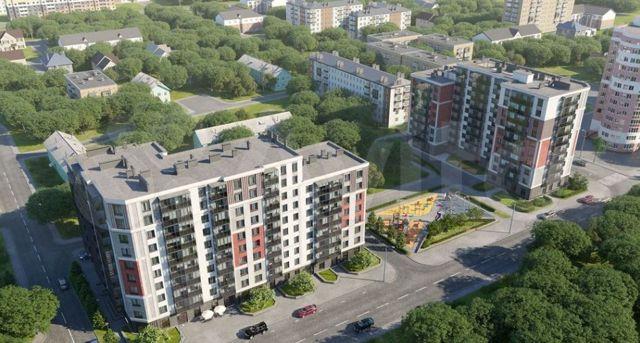 купить квартиру студию проспект Ломоносова серафимовича