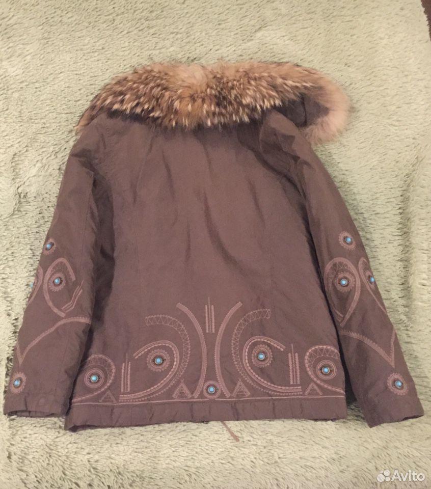 Куртка пух  89058001648 купить 2