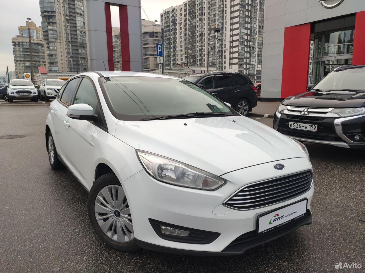 Ford Focus, 2019  88122107219 купить 1
