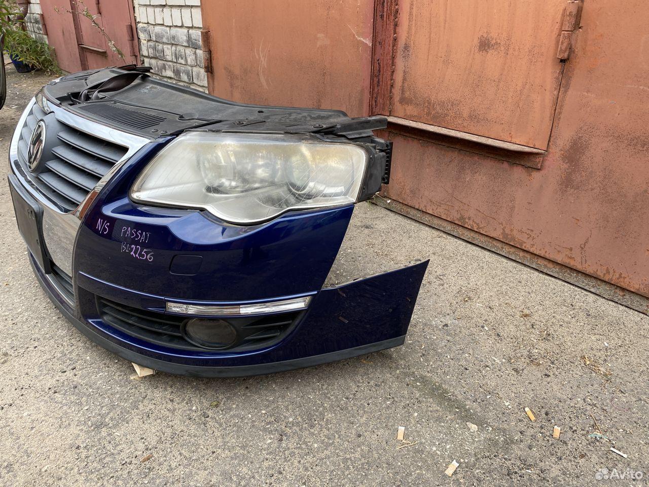 Ноускат Volkswagen Passat B6 №2  89534684247 купить 4