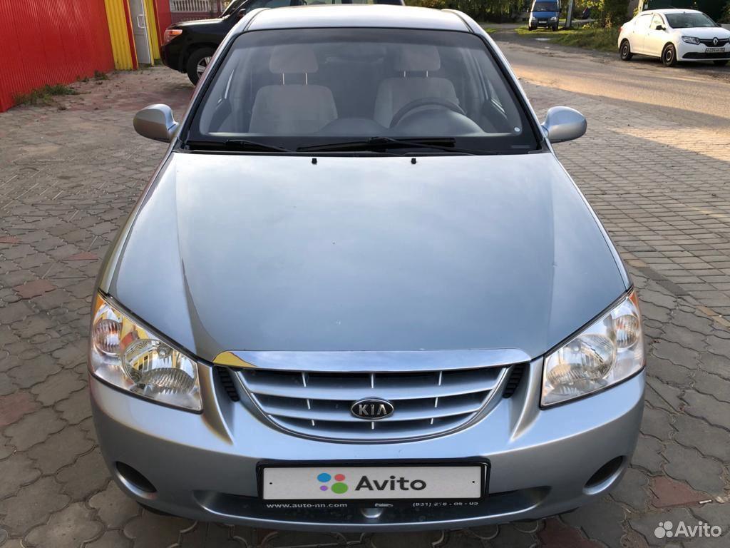 KIA Cerato, 2004  89004777717 купить 8
