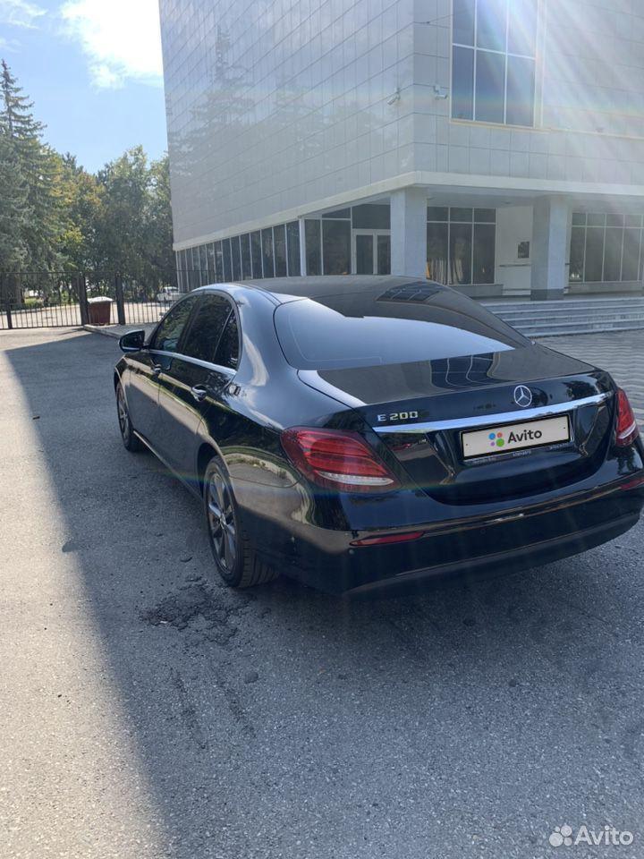 Mercedes-Benz E-класс, 2016  89287230017 купить 1