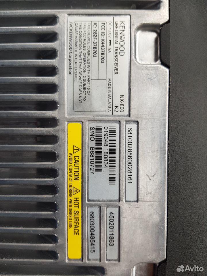 Мобильная радиостанция Kenwood nexedge NX800  89194728971 купить 3