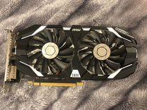 GTX 1060 6GB MSI
