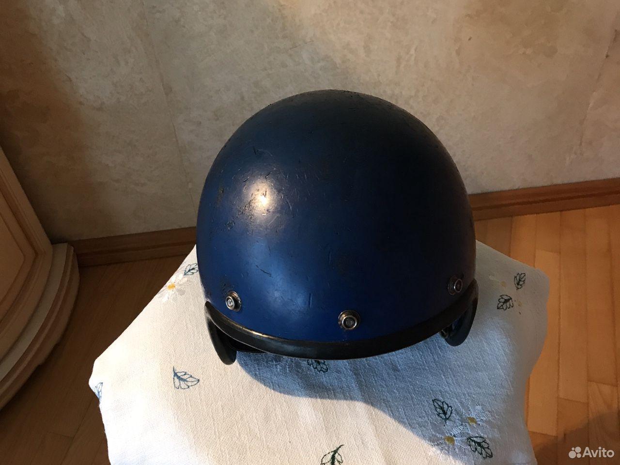 Мото. Шлем. « салют». СССР. 1982г  89080810842 купить 2