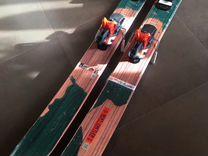 Горные лыжи atomic bent chetler 192 + Sth 13