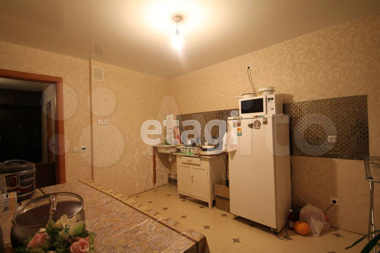 2-к квартира, 58.9 м², 14/15 эт.