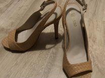 Босоножки новые 38 размер — Одежда, обувь, аксессуары в Санкт-Петербурге