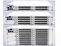 Медиаконвертор 32 порта 10G 1U — Товары для компьютера в Москве