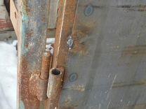 Металлическая антивандальная дверь