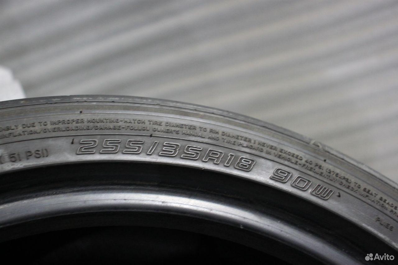 Шины Dunlop Direzza Z2 255/35 R18 пара  89095371029 купить 4