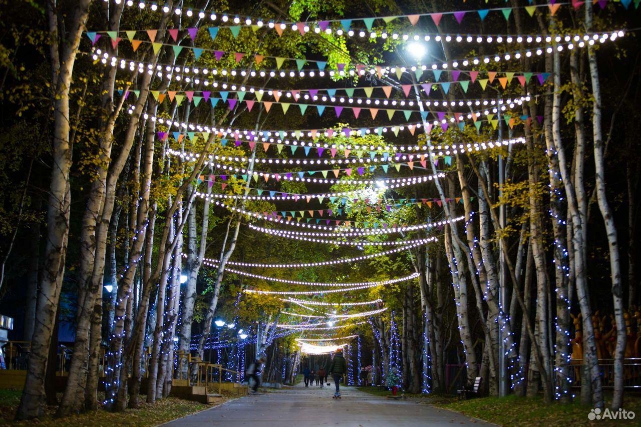 Гирлянды на дерево новогоднее оформление  89613169763 купить 10