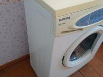 Стиральная машина Самсунг 3,5 кг узкая — Для дома и дачи в Геленджике