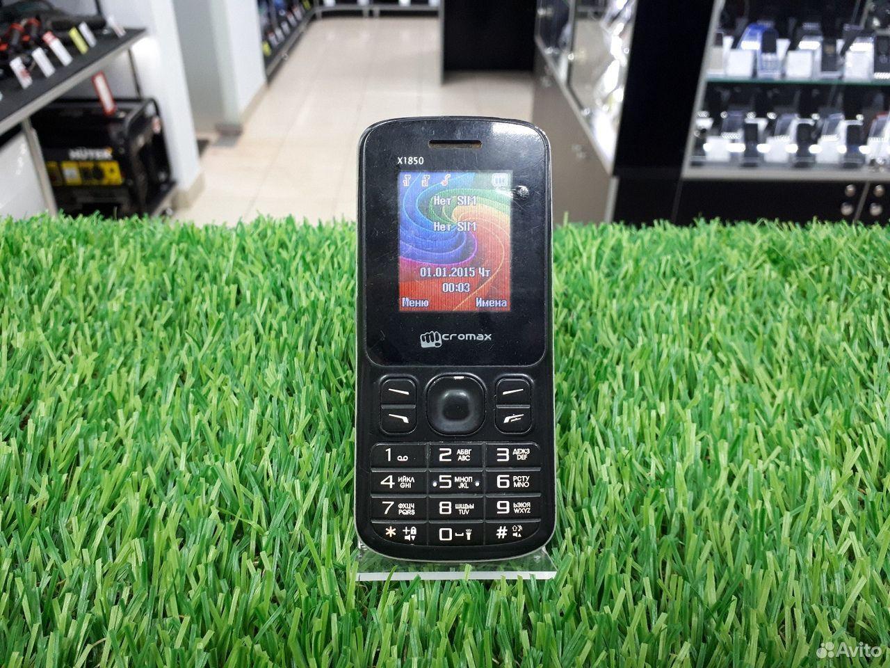 Телефон Micromax X1850 Joy (пр130)
