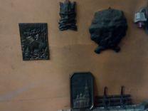 Различные изделия из латуни\бронзы\меди