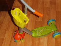 Самокат детский с 3 лет