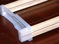 Рамка для улья с пластмассовыми боковыми планками