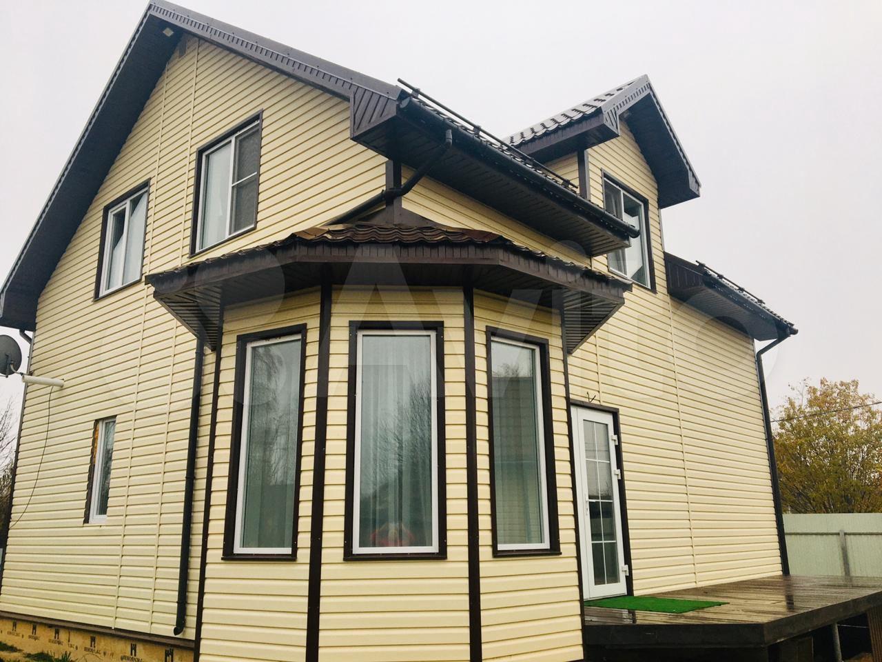 Дом 130 м² на участке 9.3 сот.  89630212192 купить 1