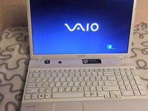 Ноутбук Sony vaio PCG-71c12v
