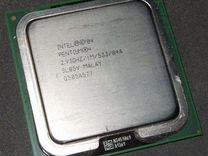 Процессоры Intel Pentium 4 515 ядро Prescott