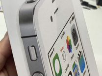 iPhone 4s белый. Сост. хор — Телефоны в Нальчике