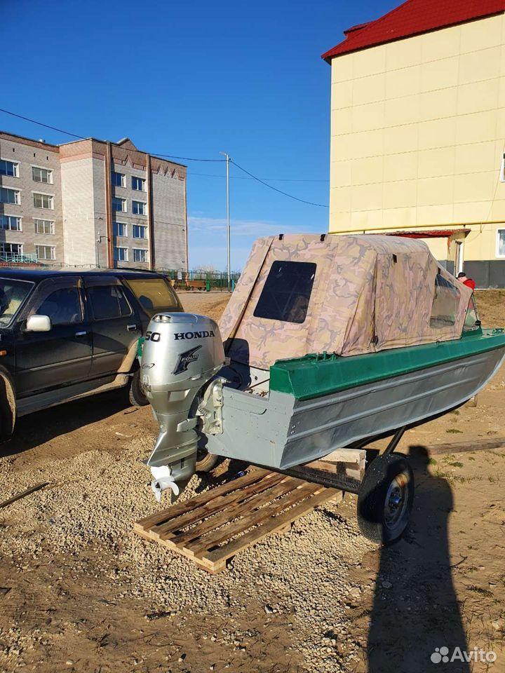 Моторная лодка Сарепта