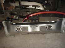 Бампер Nissan Cube Z11