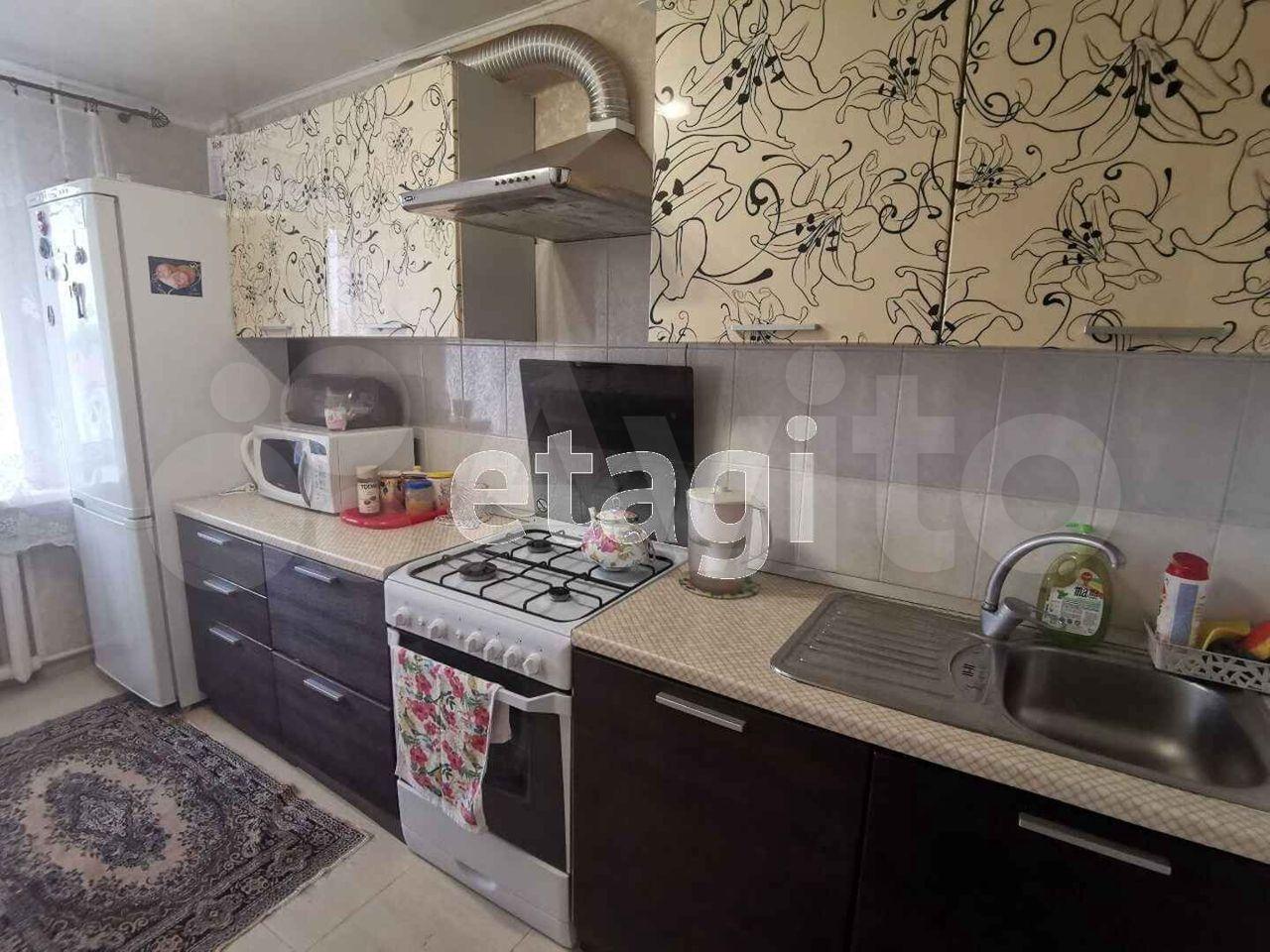 3-room apartment, 61 m2, 4/9 FL.  89610020640 buy 3