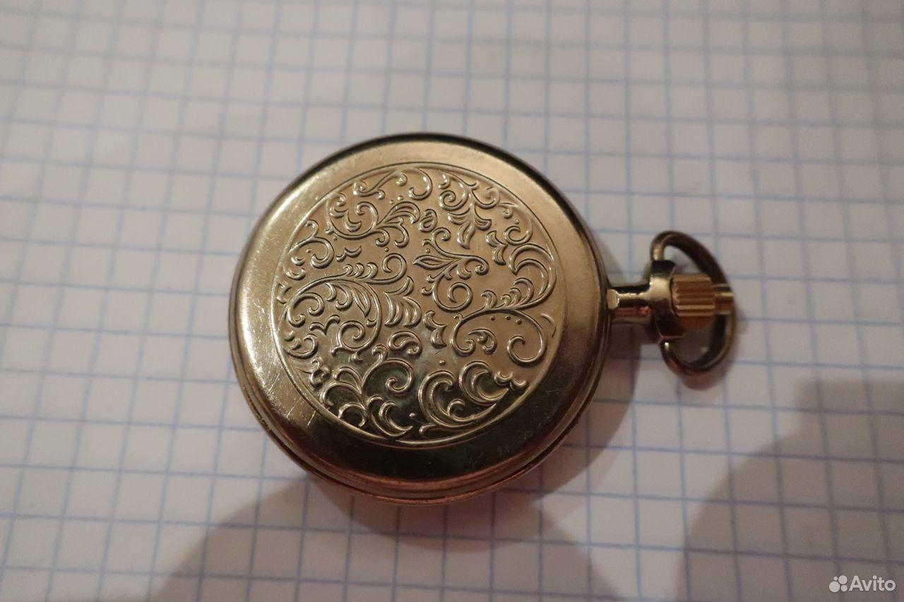 Карманные часы Чайка  89081577633 купить 1