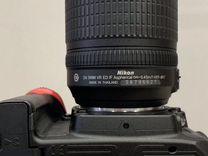 Nikon D7000+2 объектива — Фототехника в Магнитогорске