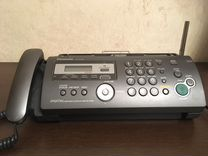 Факс Panasonic KX-FC258