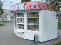 Торговый павильон на Ленинградском проспекте