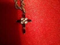 Новый Золотой крестик