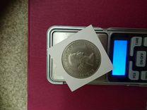 Юбилейная монета 1965 года Черчиль