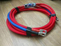 Силовой кабель 25мм 5метров
