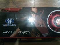 Radeon HD 4870 512MB gddr5)