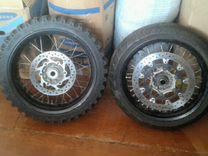Комплект колес на ктм 690