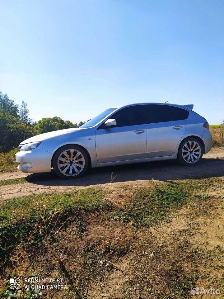 Subaru Impreza, 2008  89038820199 купить 8