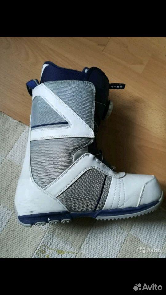 Сноубордические ботинки Burton Tyxo  89217665260 купить 4