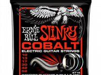Струны 10-52 Ernie Ball 2715 Cobalt Skinny