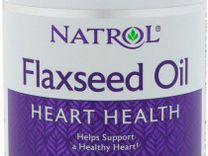 Омега 3 (3-6-9) Natrol FlaxSeed Oil 1000 мг 1000 м