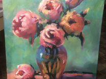 Розы и пионы Тришы Адамс