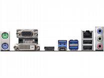 Заглушки Asus Prime b450 plus и Asrock b250m pro4