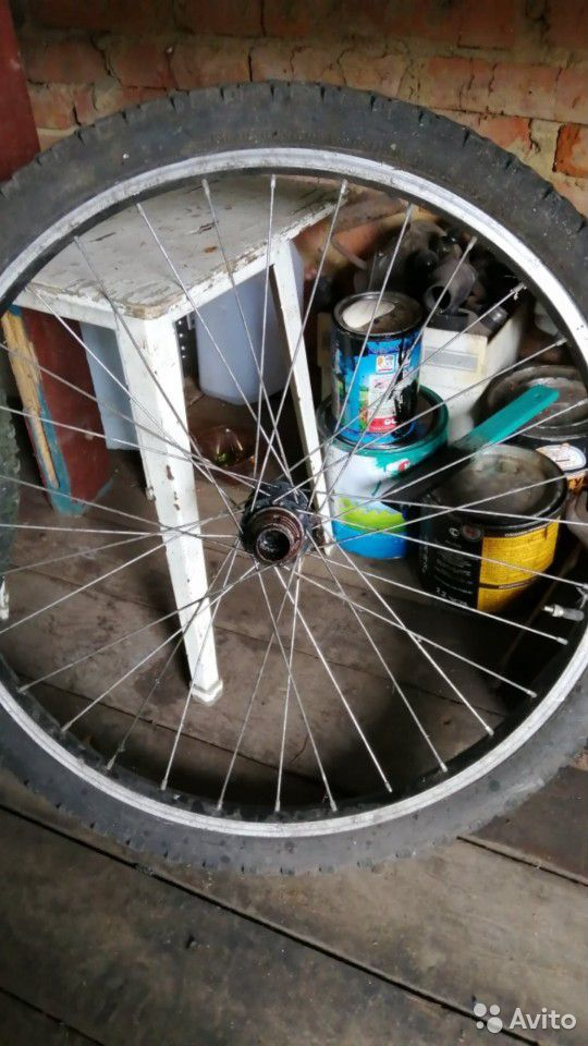 Колеса на велосипед 89208277900 купить 1