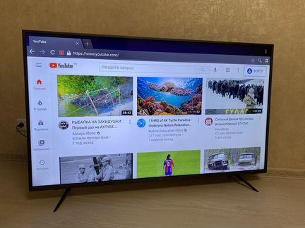 Телевизор 4K Dexp U55D9000K