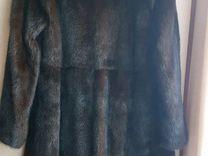 Шуба норковая, размер 42