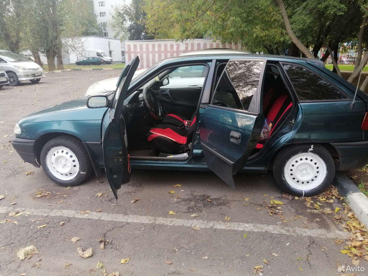 Opel Astra, 1997  89584629137 купить 4